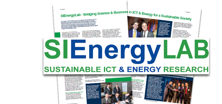 Stichting GreenICT - SIEnergyLab - Sustainable ICT & Energy Research