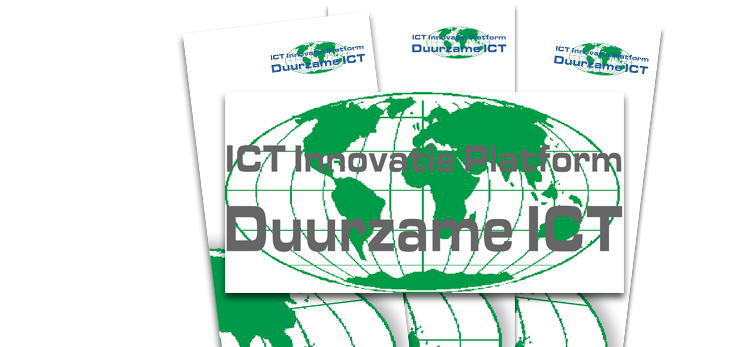 Stichting IIP Duurzame ICT - Platform voor Duurzame ICT - is een initiatief van Stichting GreenICT - Foundation for Sustainable ICT