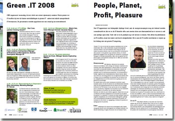 CBM mei 2008 Special Groene IT Seminar en interview met Roel Croes Stichting GreenICT- foundation for sustainable ICT